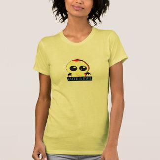 Camiseta linda y malvada de Cthulhu Poleras