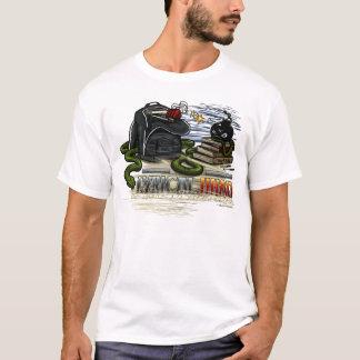 Camiseta lírica del Jihad