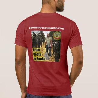 Camiseta lista de la guerra de SGT Dunson Playera