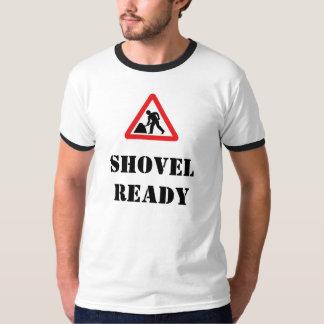 Camiseta lista de la pala remeras