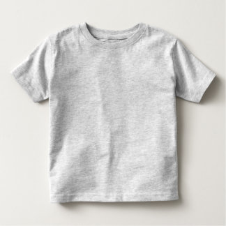 Camiseta llana del niño del gris de ceniza para playeras