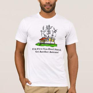 Camiseta loca #2 del equipo de radio-aficionado de
