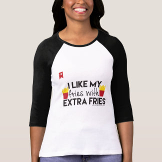 Camiseta loca de la fritada