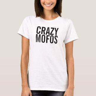 Camiseta loca de Mofos