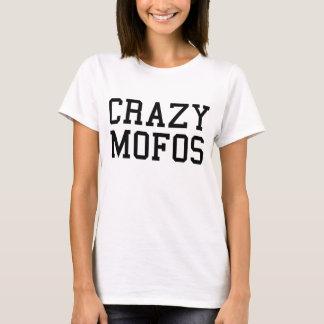 Camiseta loca Tumblr de Mofos