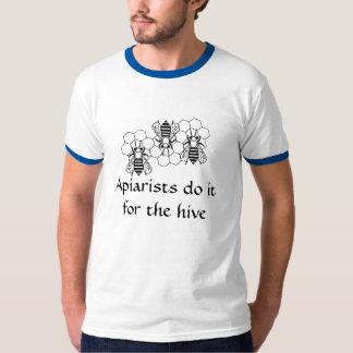 Camiseta - los Apiarists la hacen para la colmena Camisas