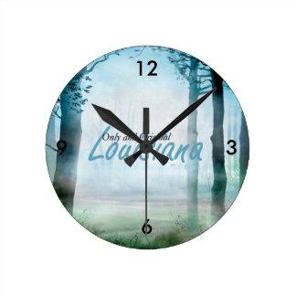 CAMISETA Luisiana Reloj Redondo Mediano