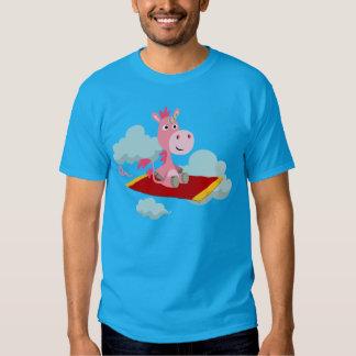 Camiseta mágica del paseo de la alfombra del remeras