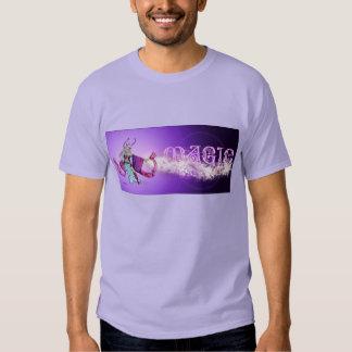 Camiseta mágica playeras