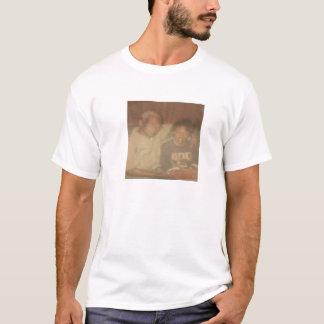 Camiseta magnífica de los padres