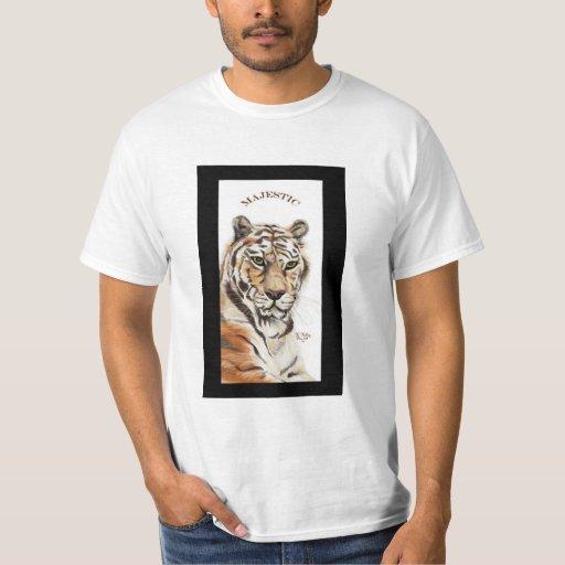 Camiseta majestuosa 2 del valor