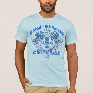 Camiseta majestuosa de Cabbie