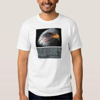 Camiseta majestuosa del día de veteranos de camisas