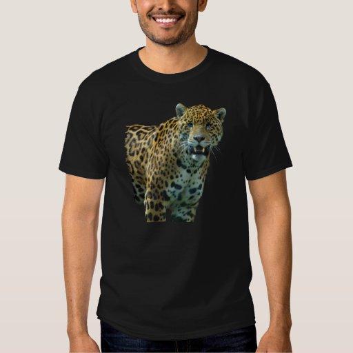 Camiseta manchada salvaje del diseño del arte del playeras