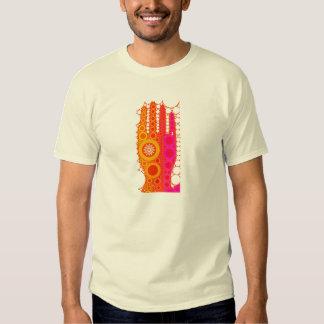 Camiseta maravillosa del tamaño extra grande - playeras