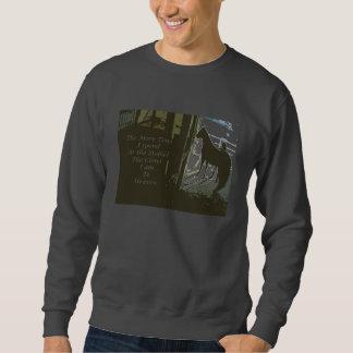 Camiseta más tiempo en los establos suéter