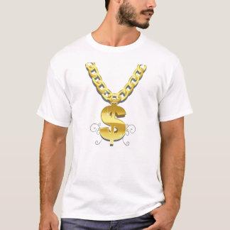 Camiseta masiva del dólar