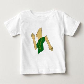 Camiseta maya urbana del niño