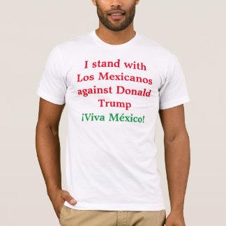 Camiseta - me coloco con Los Mexicanos