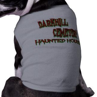 Camiseta media del perro de Darkhill Playera Sin Mangas Para Perro