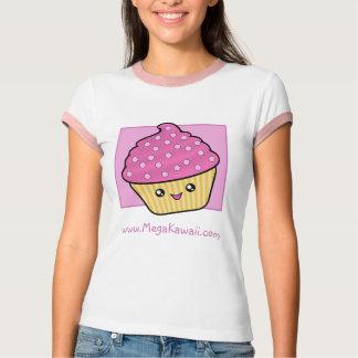 Camiseta mega de la magdalena de Kawaii Camisas