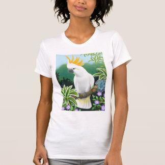 Camiseta menuda de las señoras cítricas del polera