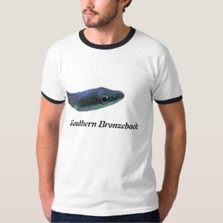Camiseta meridional del campanero de Bronzeback