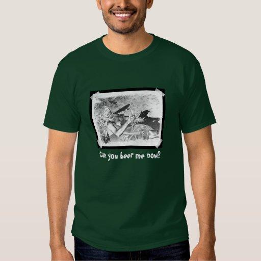 Camiseta meridional del humor playera