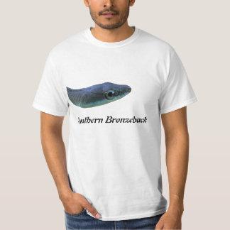 Camiseta meridional del valor de Bronzeback