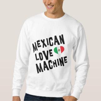 Camiseta mexicana de la máquina del amor