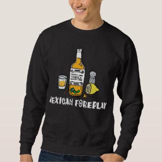 Camiseta mexicana divertida del Foreplay