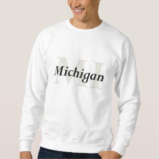 CAMISETA Michigan Sudaderas Encapuchadas