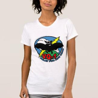 Camiseta micro de la fibra de las señoras del rele