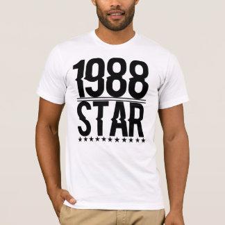 Camiseta mil novecientos ochenta y ocho