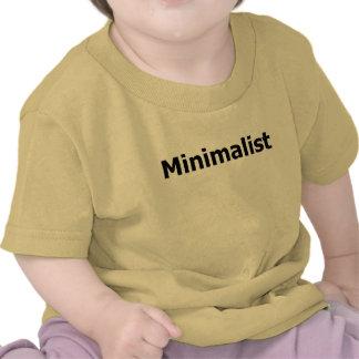 "Camiseta ""minimalista"""
