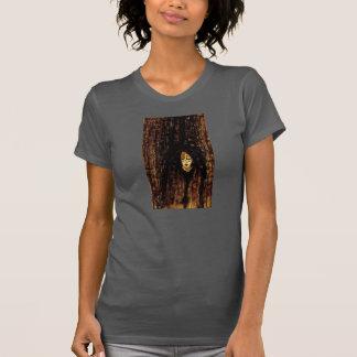Camiseta minúscula de las señoras de Satan Playera