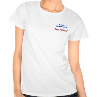 Camiseta modificada para requisitos particulares