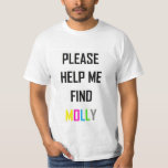 Camiseta Molly T-Shirt