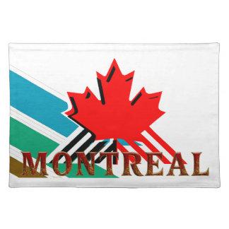 CAMISETA Montreal Manteles Individuales