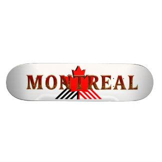 CAMISETA Montreal Monopatin Personalizado