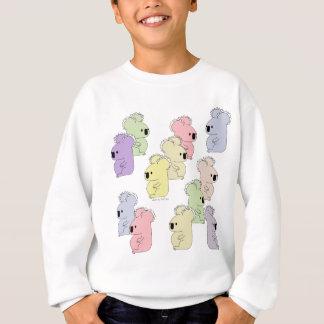 camiseta multi de la koala del niño