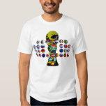 camiseta mundial 2010 polera