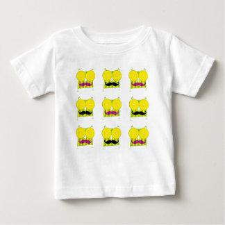 Camiseta Mustached del búho Polera