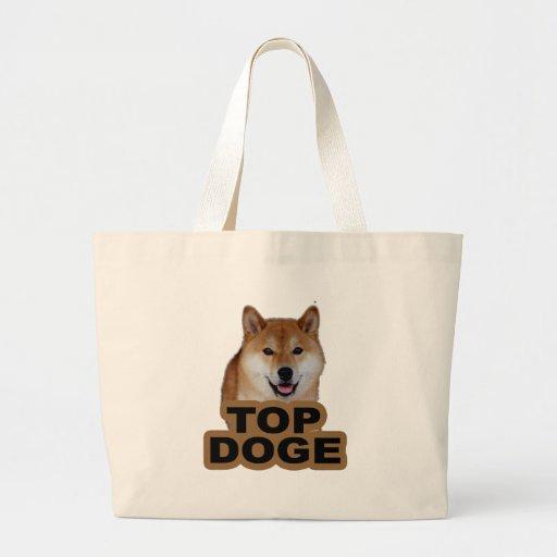 Camiseta N.png del dux Bolsa De Tela Grande