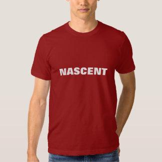 Camiseta naciente polera