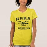 Camiseta nacional de la asociación del hockey y de