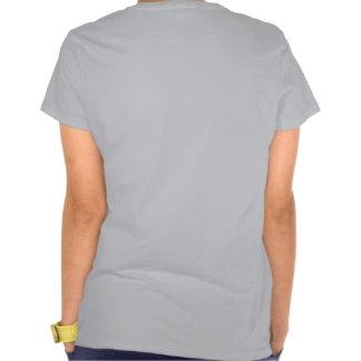 Camiseta nana de Hanes de las mujeres de CRISM Playera