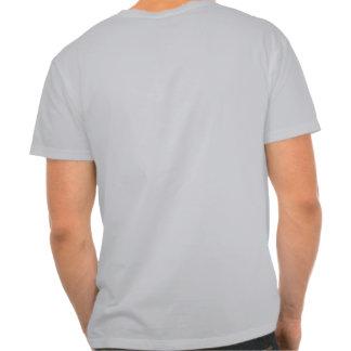 Camiseta nana de Hanes de los hombres de CRISM Playeras