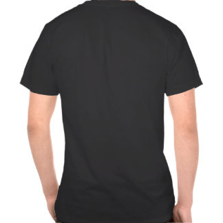 Camiseta negra de capitán Sailor Name Template