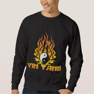 Camiseta negra de Yin Yang Jersey